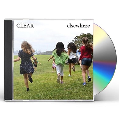 Clear ELSEWHERE CD