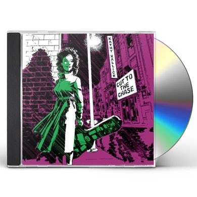 CUT TO THE CHASE CD