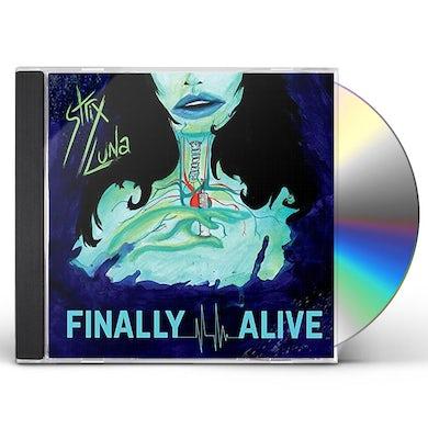Strix Luna FINALLY ALIVE CD