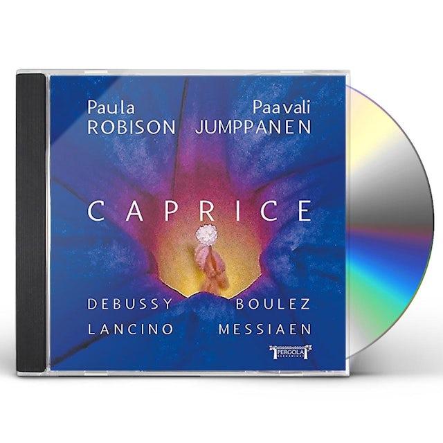 Paula Robison CAPRICE CD