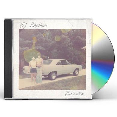 Bj Barham ROCKINGHAM CD
