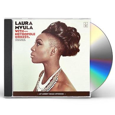 LAURA MVULA WITH METROPOLE ORKEST CD