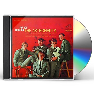 The Astronauts FOR YOU FROM US CD