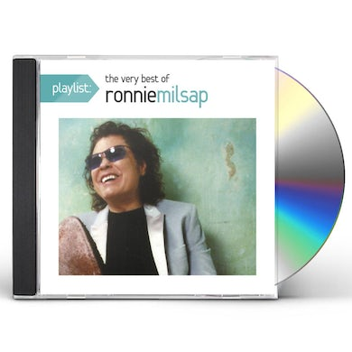 PLAYLIST: THE VERY BEST OF RONNIE MILSAP CD