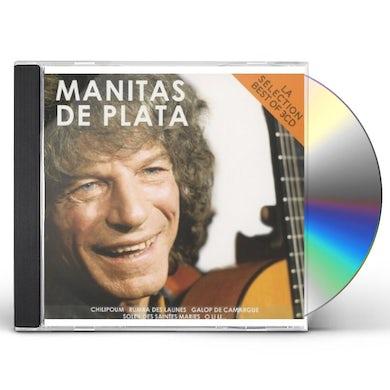 Manitas De Plata LA SELECTION CD