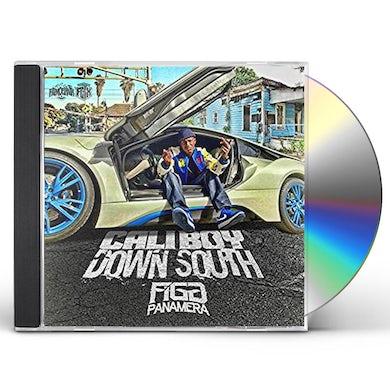 Figg Panamera CALI BOY DOWN SOUTH CD