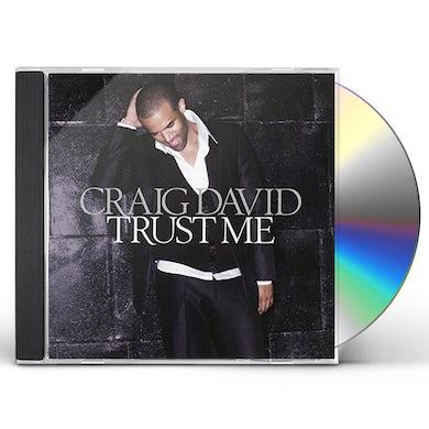 Craig David TRUST ME CD