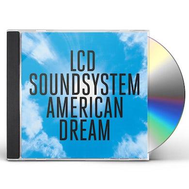 LCD Soundsystem AMERICAN DREAM CD