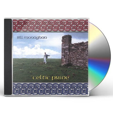 Bill Monaghan CELTIC PRIDE CD