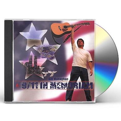 Bill Monaghan 9/11 IN MEMORIAM CD
