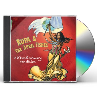 Rupa & The April Fishes EXTRAORDINARY RENDITION CD