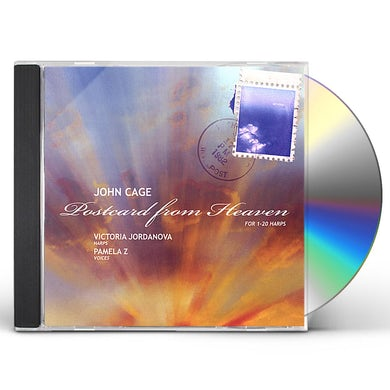 John Cage POSTCARD FROM HEAVEN CD