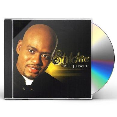 Stitchie REAL POWER CD