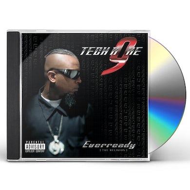Tech N9Ne EVERREADY: THE RELIGION CD
