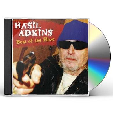 Hasil Adkins BEST OF THE HAZE CD