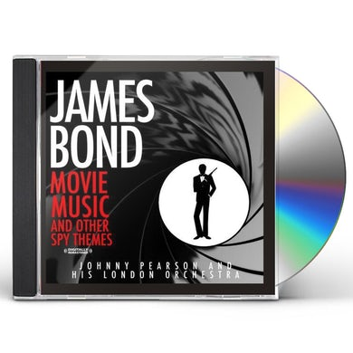 MORE JAMES BOND MOVIE MUSIC AND OTHER SPY THEMES CD