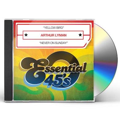 YELLOW BIRD CD