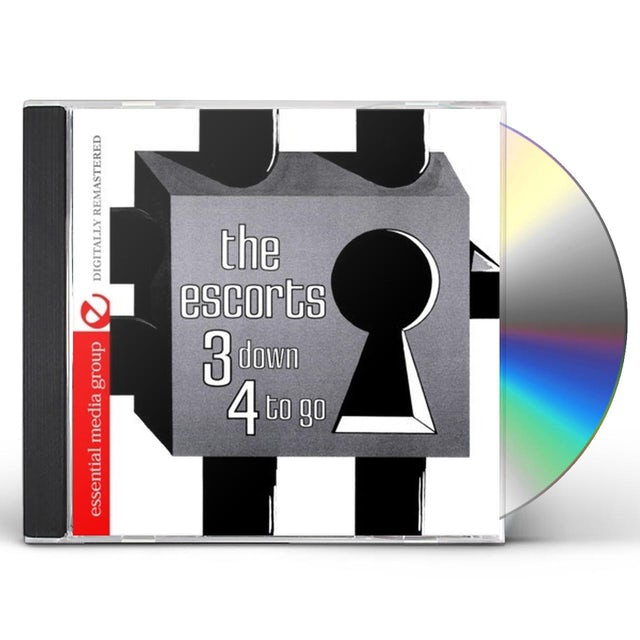 Escorts 3 DOWN 4 TO GO CD