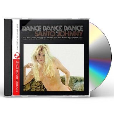 Santo & Johnny DANCE DANCE DANCE CD