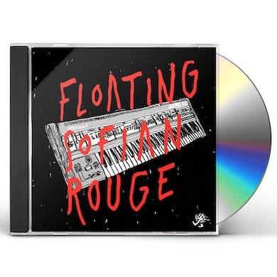 Sofian Rouge FLOATING CD