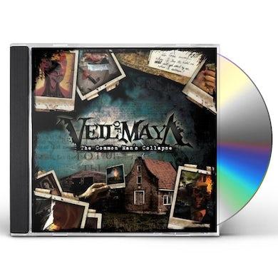 Veil Of Maya COMMON MAN'S COLLAPSE CD