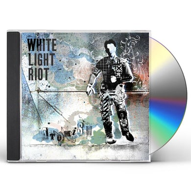White Light Riot ATOMISM CD
