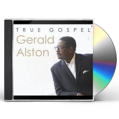 Gerald Alston TRUE GOSPEL CD