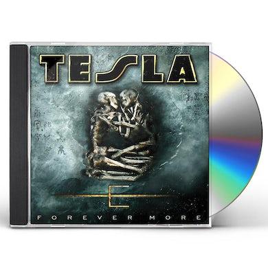 Tesla FOREVER MORE CD
