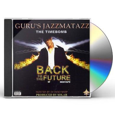 Guru JAZZMATAZZ BACK TO THE FUTURE MIX TAPE CD