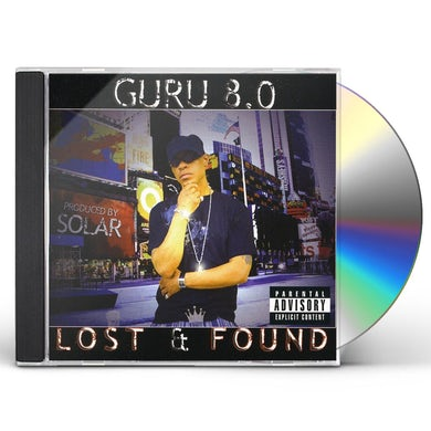 Guru LOST & FOUND CD