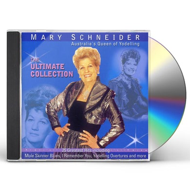 Mary Schneider ULTIMATE COLLECTION CD