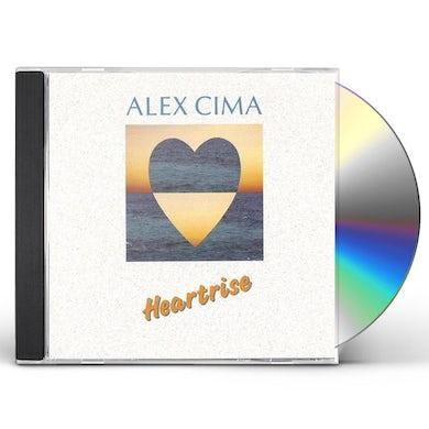 Alex Cima HEARTRISE CD