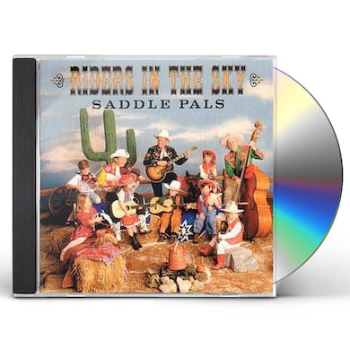 Riders In the Sky SADDLE PALS CD