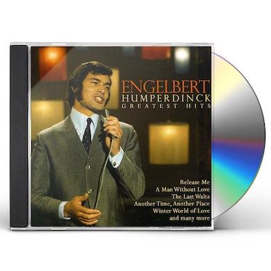 Englebert Humperdinck 12 GREATEST HITS CD