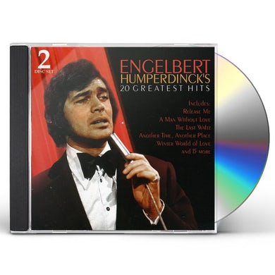 Englebert Humperdinck 20 GREATEST HITS CD