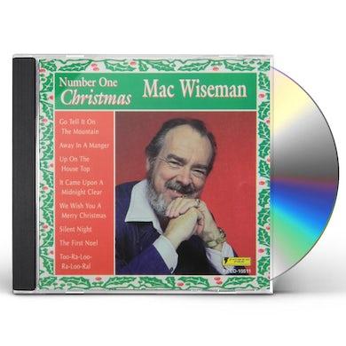 Mac Wiseman NUMBER ONE CHRISTMAS CD
