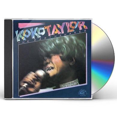 Koko Taylor EARTHSHAKER CD