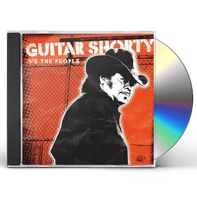 Guitar Shorty WE THE PEOPLE CD