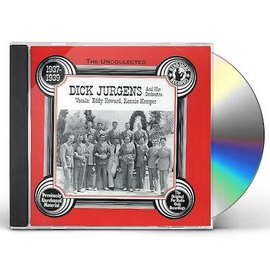 Dick Jurgens 1937-39 CD