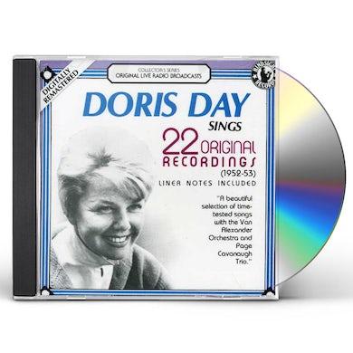 Doris Day 1953 CD