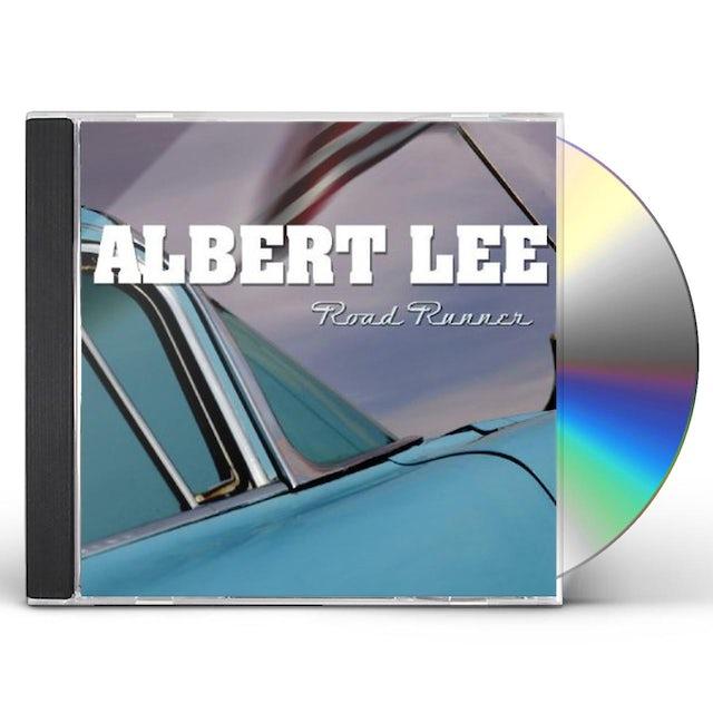 Albert Lee ROAD RUNNER CD