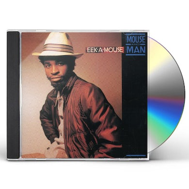 Eek-A-Mouse MOUSE & THE MAN CD
