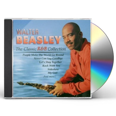 Walter Beasley CLASSIC R&B COLLECTION CD