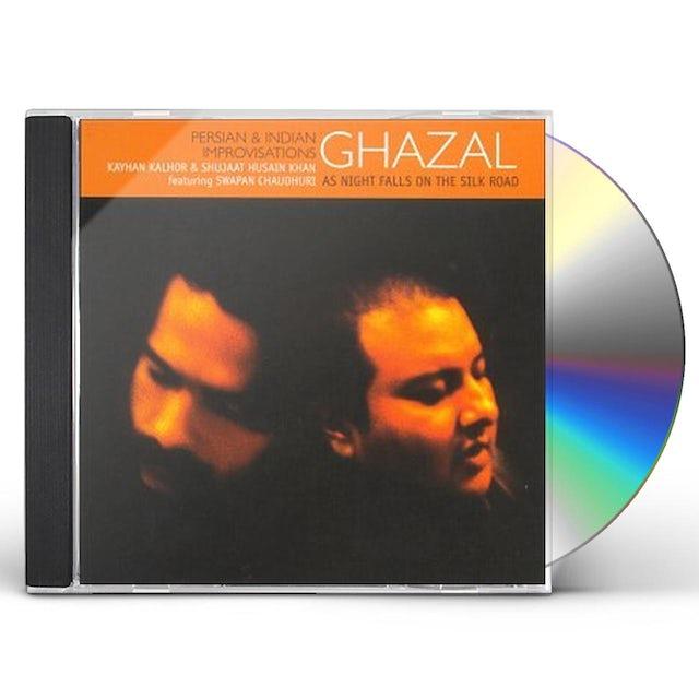 Ghazal AS NIGHT FALLS ON THE SILK ROAD CD