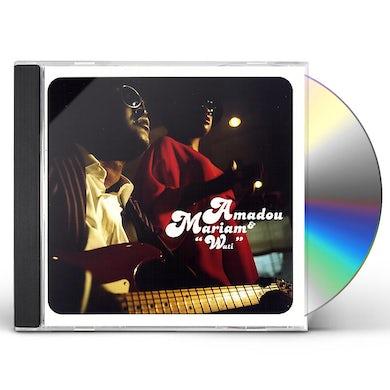 Amadou & Mariam WATI CD