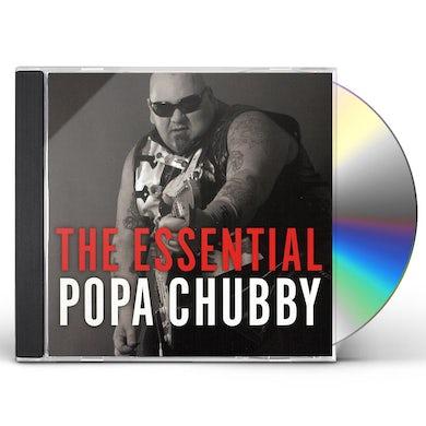ESSENTIAL POPA CHUBBY CD