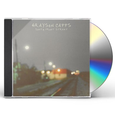 Grayson Capps SOUTH FRONT STREET CD
