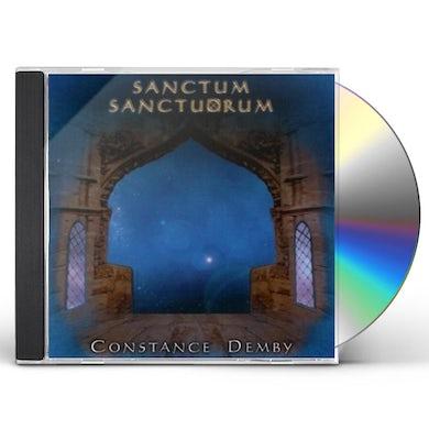 Constance Demby SANCTUM SANCTUORUM CD