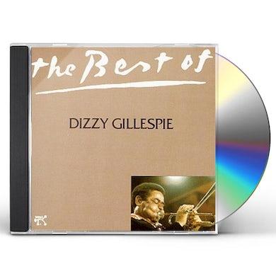 Dizzy Gillespie BEST OF CD
