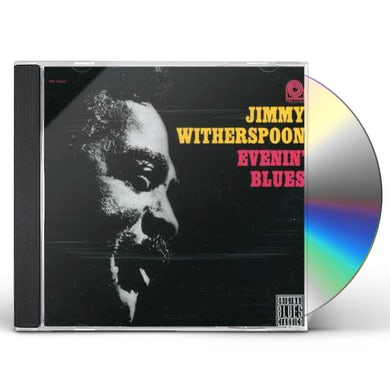 Jimmy Witherspoon EVENIN' BLUES CD
